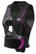 Защита спины Salomon Flexcell Women black/purple (2020)