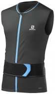 Защита спины Salomon Secondskin Flexcell SL black/blue (2019)