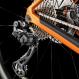 Велосипед гравел Canyon Grail CF SLX 8.0 Di2 Orange/Black 7