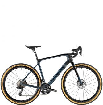 Велосипед гравел Canyon Grail CF SLX 8.0 Di2 Blue/Black