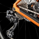Велосипед гравел Canyon Grail CF SLX 8.0 Di2 Blue/Black 4