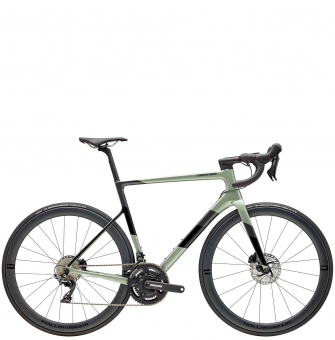 Велосипед Cannondale SuperSix EVO Hi-MOD Disc Dura Ace (2020)