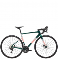 Велосипед Cannondale SuperSix EVO Carbon Disc Women's 105 (2020)