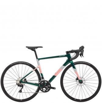 Велосипед Cannondale SuperSix EVO Carbon Disc Women's 105 (2020)