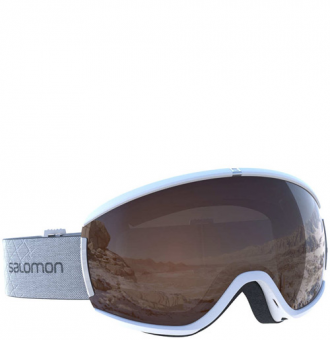 Маска Salomon iVY ACCESS white (2020)