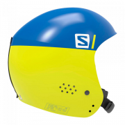 Шлем Salomon S Race Injected dress blue/ yellow (2020)