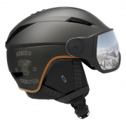 Шлем Salomon PIONEER VISOR CAFE RACER (2020)
