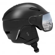Шлем Salomon Pioneer Visor Black (2020)