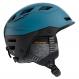 Шлем Salomon QST CHARGE moroccan blue/black (2020) 1