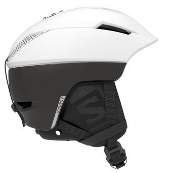 Шлем Salomon PIONEER C.AIR White-Black (2020)