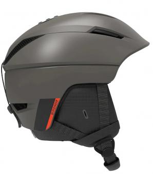Шлем Salomon PIONEER M beluga/neon red (2020)