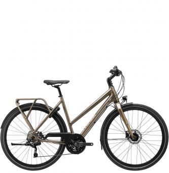 Велосипед Cannondale Tesoro Mixte 2 (2020)