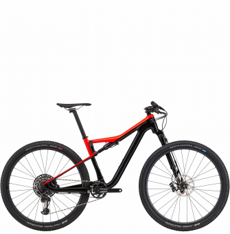 Велосипед Cannondale Scalpel Si Carbon 3 (2020)