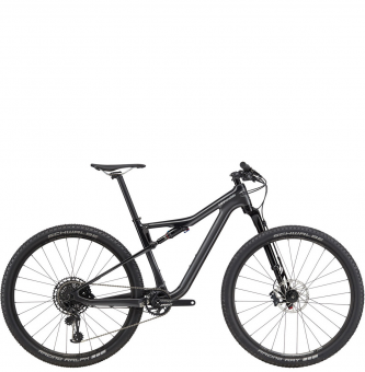 Велосипед Cannondale Scalpel Si Carbon 4 (2020) Black Pearl