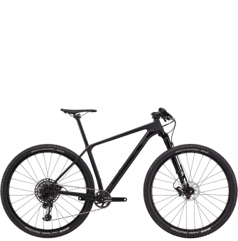 Велосипед Cannondale F-Si Carbon 3 (2020) BBQ