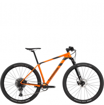 Велосипед Cannondale F-Si Carbon 4 (2020) Crush