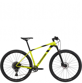 Велосипед Cannondale F-Si Carbon 5 (2020) NYW