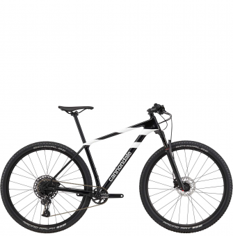 Велосипед Cannondale F-Si Carbon 5 (2020) Black
