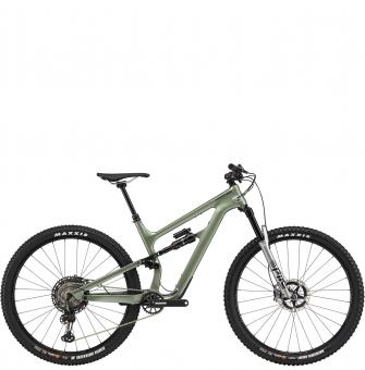 Велосипед Cannondale Habit Carbon 1 (2020)