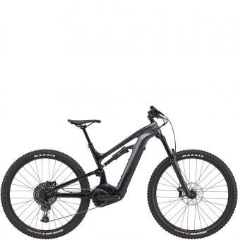 Электровелосипед Cannondale Moterra 3 (2020) BBQ