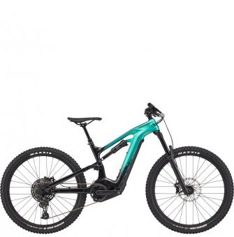Электровелосипед Cannondale Moterra 3 (2020) Turquoise