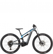 Электровелосипед Cannondale Habit Neo 3 (2020) Charcoal Gray