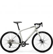 Велосипед гравел Merida Silex 300 (2020) SilkTitan/Black