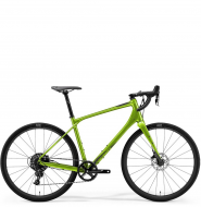 Велосипед гравел Merida Silex 300 (2020) GlossyGreen/Black