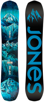 Сноуборд Jones Frontier (2020)