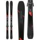 Горные лыжи с креплениями Salomon E XDR 80 TI + Z12 GW F (2020) 2