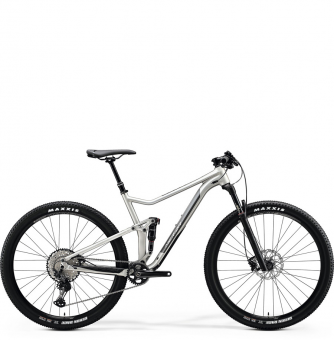 Велосипед Merida One-Twenty RC 9.XT Edition (2020) SilkTitan/DarkSilver