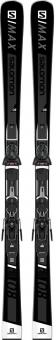 Горные лыжи Salomon E S/MAX 8 + крепления Z11 Walk L (2020)