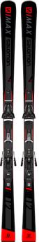 Горные лыжи с креплениями Salomon E S/MAX 12 + Z12 GW F8 (2020)