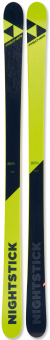 Горные лыжи Fischer NIGHTSTICK + R16 BRAKE 85 [A] MATT (2020)