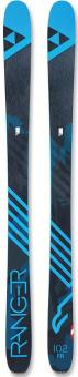 Горные лыжи Fischer RANGER 102 FR + ATTACK² 16 GW (2020)