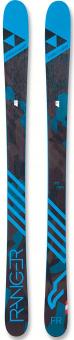 Горные лыжи Fischer RANGER FR + ATTACK 16 GW [A] (2020)