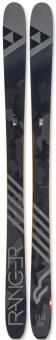 Горные лыжи Fischer RANGER 94 FR + ATTACK² 16 GW W/O (2020)