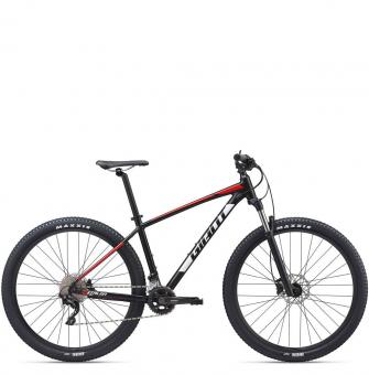 Велосипед Giant Talon 29 1 GE (2020) Green Black/Pure Red