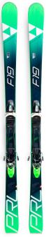 Горные лыжи Fischer Progressor F19 Ti + RS 11 (2020)