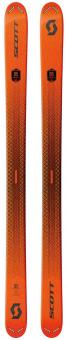 Горные лыжи Scott Scrapper 95 + Warden 11 MNC B100 (2020)