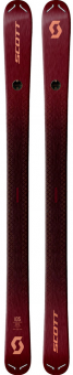 Горные лыжи Scott Scrapper 105 W's + Warden 13 MNC + 115 (2020)