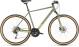 Велосипед Cube Nature Exc (2020) green´n´orange 1