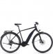 Электровелосипед Cube Touring Hybrid One 400 (2020) black´n´blue 1