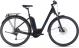 Электровелосипед Cube Touring Hybrid One 400 Easy Entry (2020) black´n´blue 1