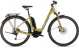 Электровелосипед Cube Touring Hybrid One 400 Easy Entry (2020) green´n´white 1