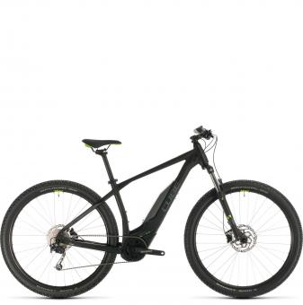 Электровелосипед Cube ACID Hybrid One 500 29 (2020) black´n´green