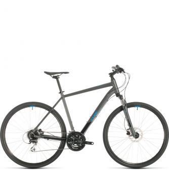 Велосипед Cube Nature (2020) iridium´n´blue
