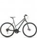 Велосипед Cube Nature Trapeze (2020) iridium´n´blue 1