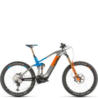 Электровелосипед Cube Stereo Hybrid 160 HPC Actionteam 625 27,5 (2020)