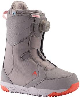 Ботинки для сноуборда Burton LIMELIGHT BOA LILAC GRAY (2020)